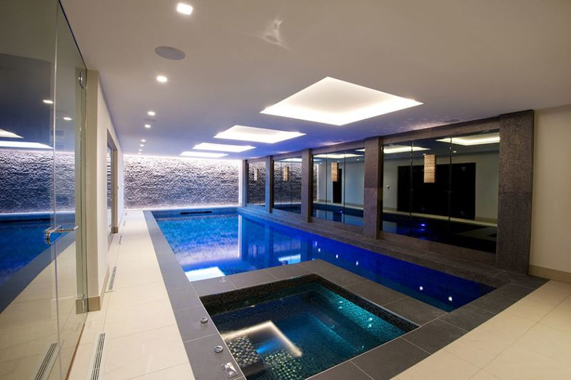 20 Indoor Jacuzzi Ideas And Hot Tubs For A Warm Bath Relaxation Home Design Lover Indoor Jacuzzi Home Technology Home