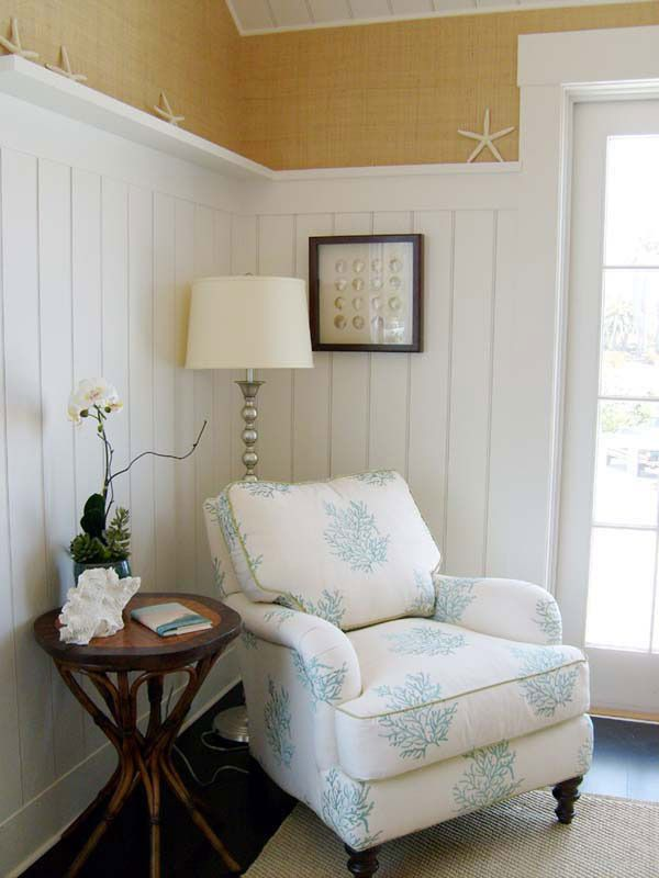 Beach Farmhouse Decor Living Room