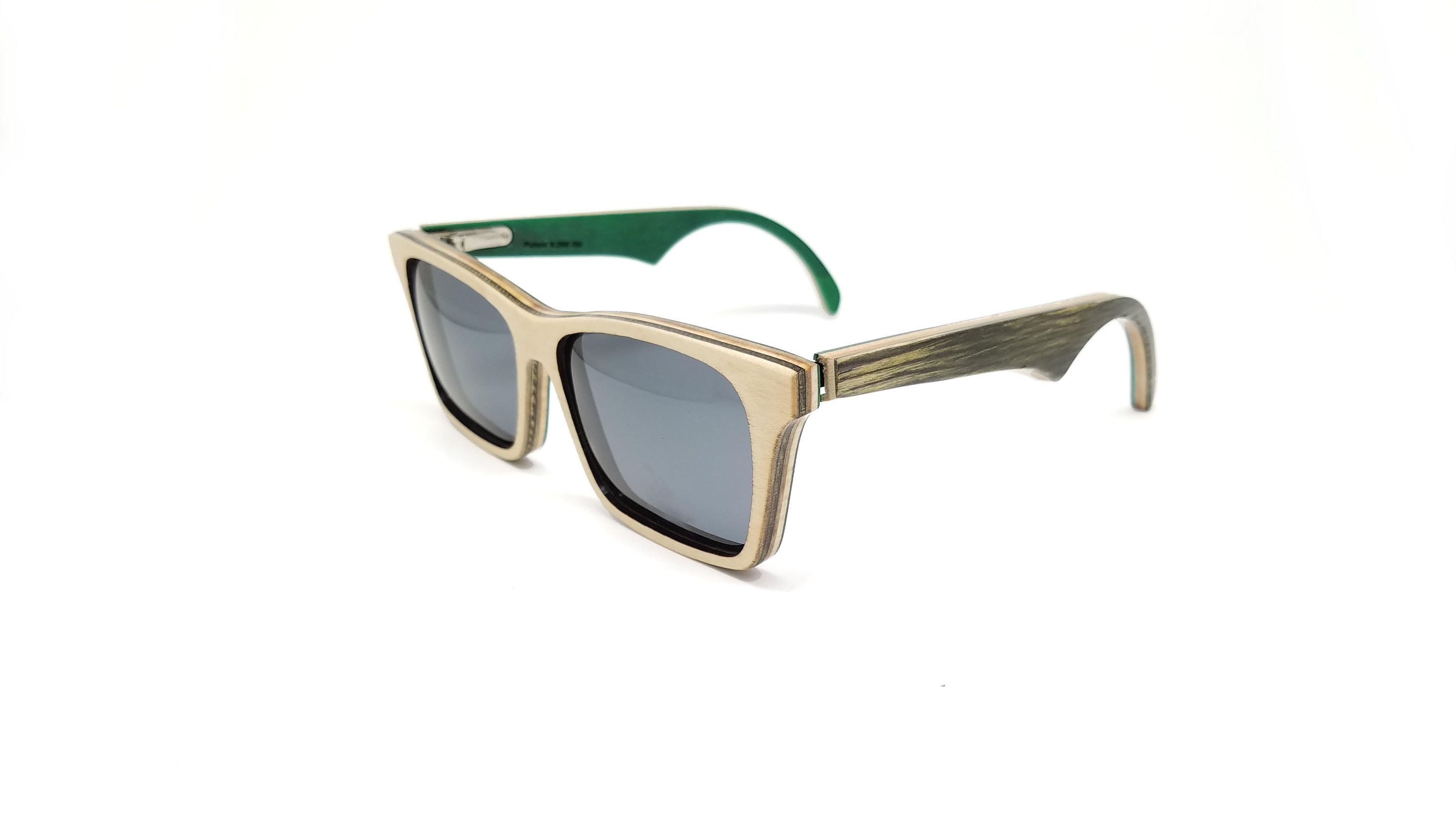 1e7375cce5 Excited to share the latest addition to my  etsy shop  Recycled Skateboard  Sunglasses -