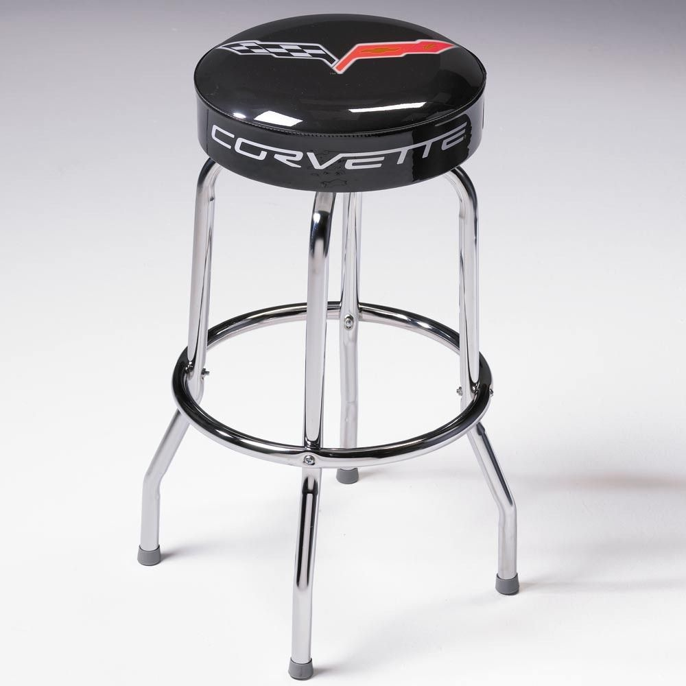 Corvette Shop Stool Made In The Usa For Only 89 00 What A