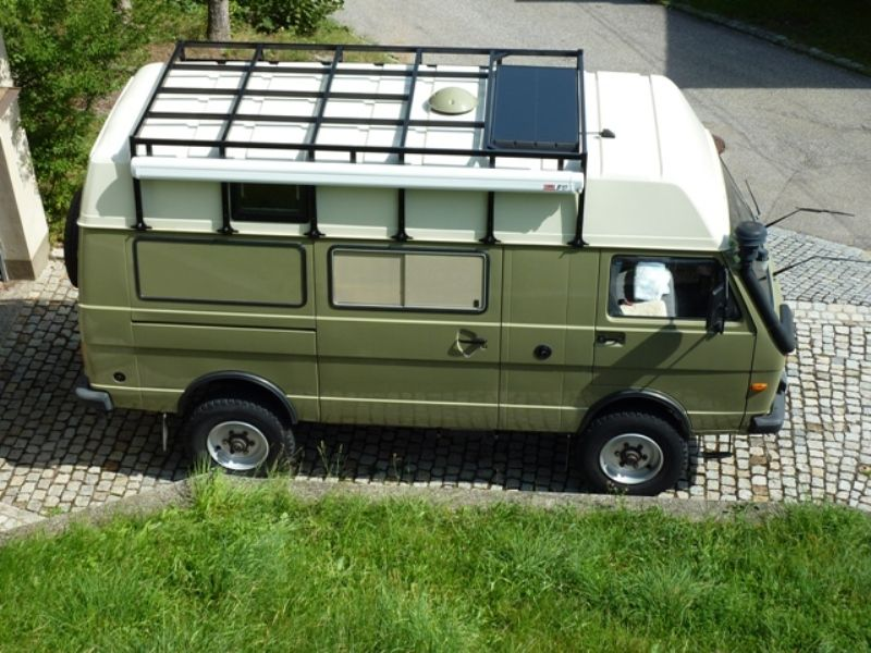 Vw Lt Wohnmobil Ausbau