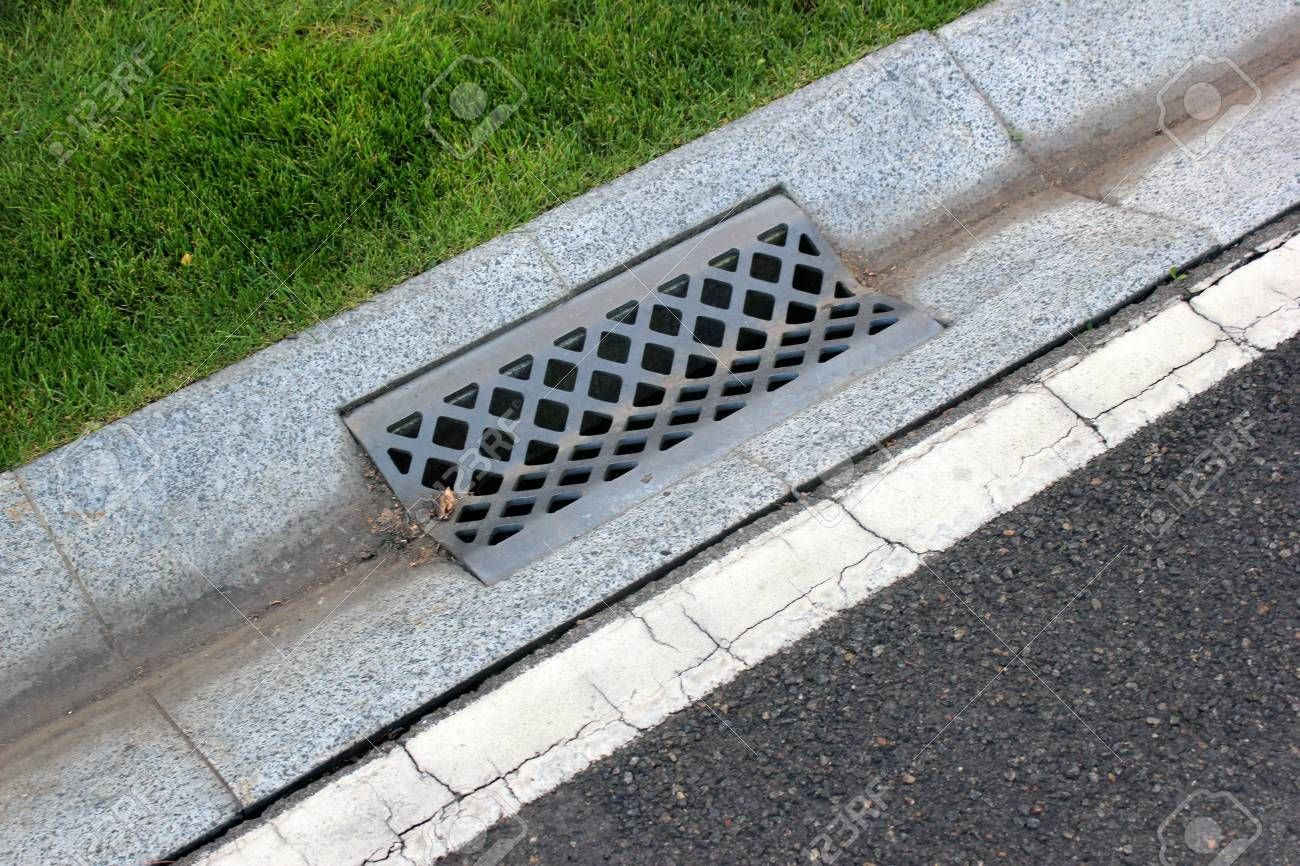 Image Result For Road Gutter Outdoor Structures Outdoor Gutter