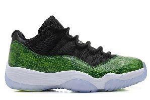... coupon 528895 033 air jordan 11 low green snakeskin black nightshade  white volt ice 108.90 theredkicks ... 40da7368d