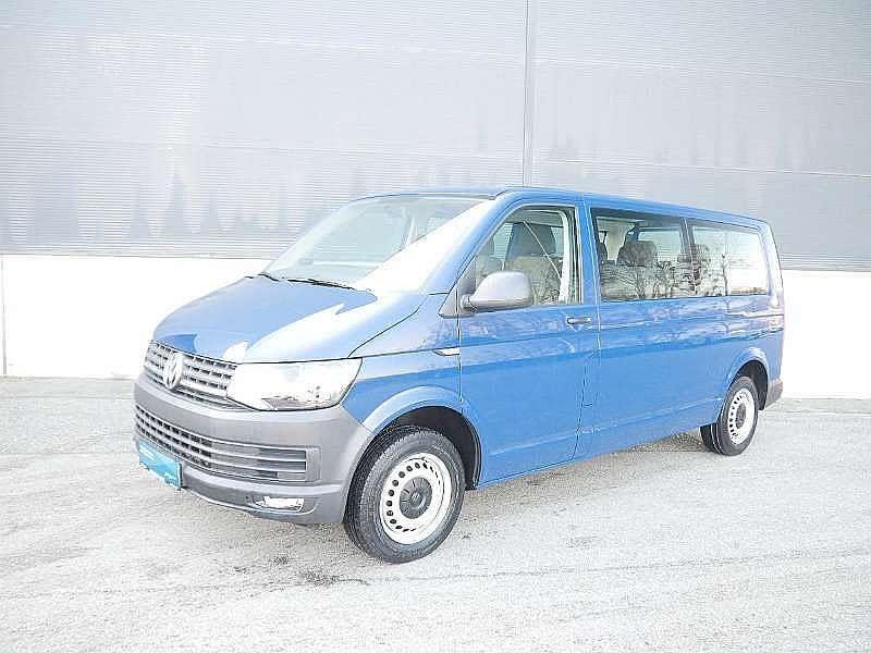 Vw Multivan T6 Mit 102 Ps In Blau Um 22 410 Kaufen Holen Sie Sich Auf Autogott At Ihr Angebot Zum Besten Preis In 2020 Gebrauchtwagen Fahrzeuge Vw Modelle