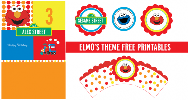 15 free birthday printables elmo party elmo and free printables 15 free birthday printables filmwisefo Gallery