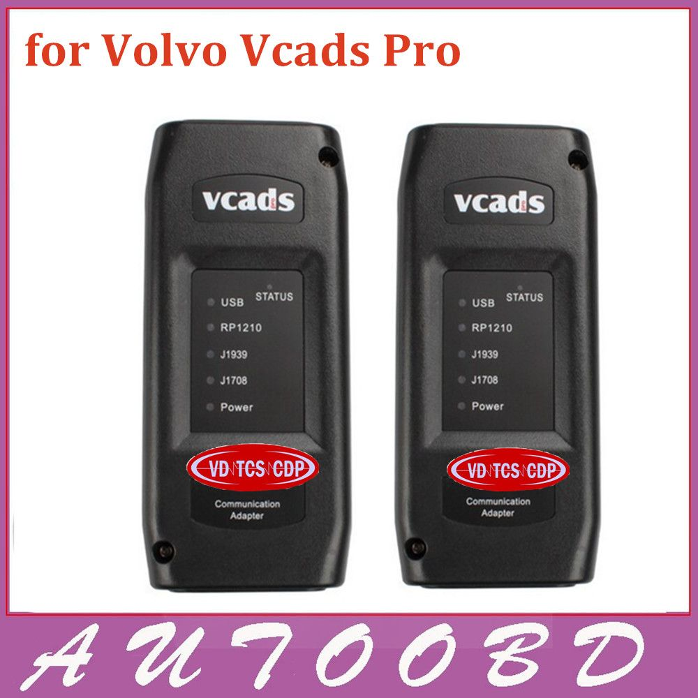 Dhl free 2017 new super volv0 vcads pro 240 software