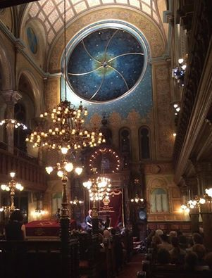 Eldridge Street, NYC Synagogue Lawrence Block's photo.