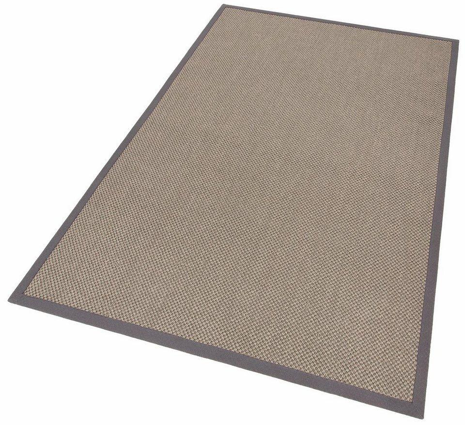 Sisalteppich Franco My Home Rechteckig Hohe 5 Mm Echt Sisal Online Kaufen Sisalteppich Teppich Sisal