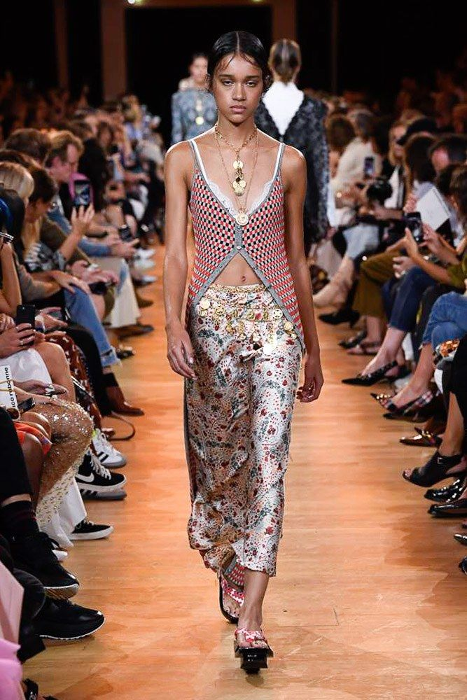 Paco Rabanne Spring 2019 Ready To Wear Fashion Show In 2019