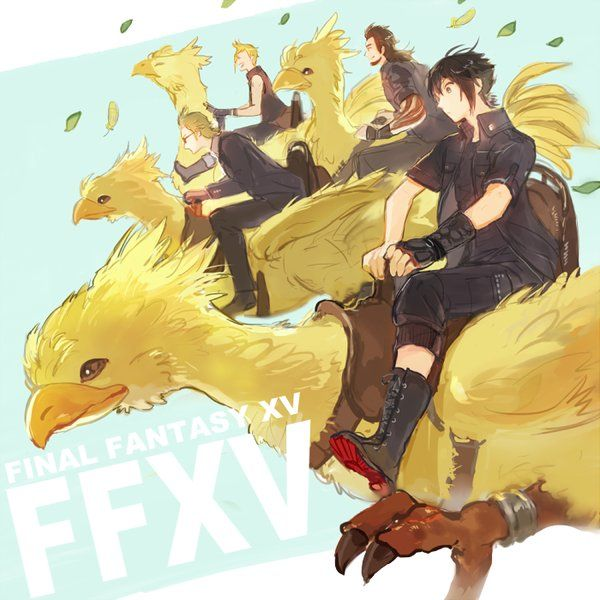 how to get to chocobo festival in ffxv