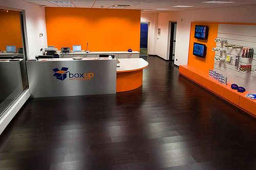 Box Up Self Storage Reception In 2019 Self Storage
