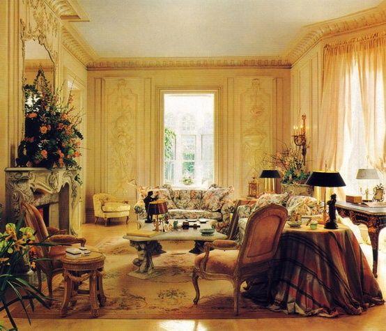 Introir Dijane: Old World Interiors ......Diane Burn Style