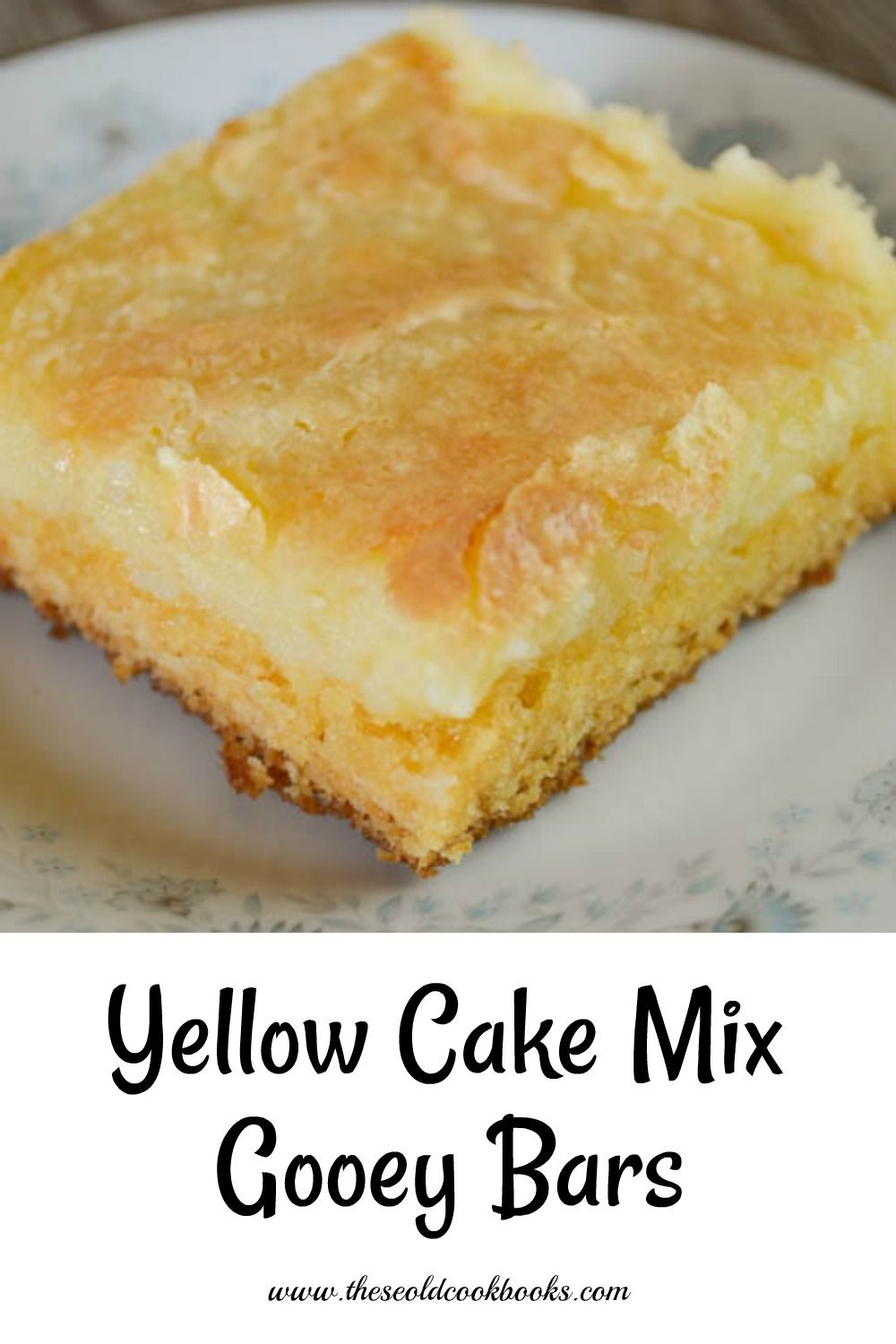 12 cake Mix desserts ideas