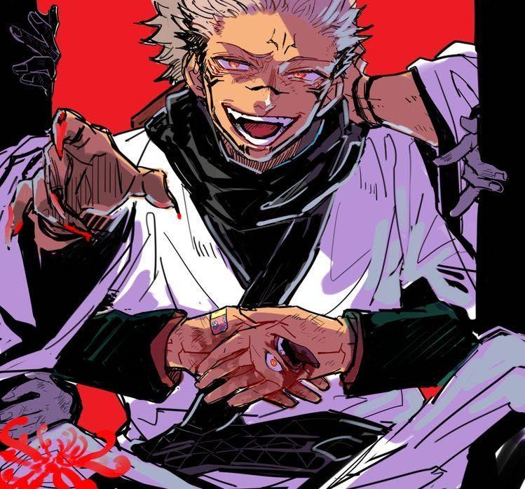 In Love With The King Of Curses Sukuna Yuji X Reader Chapter 12 My Property Anime Jujutsu Haikyuu Anime