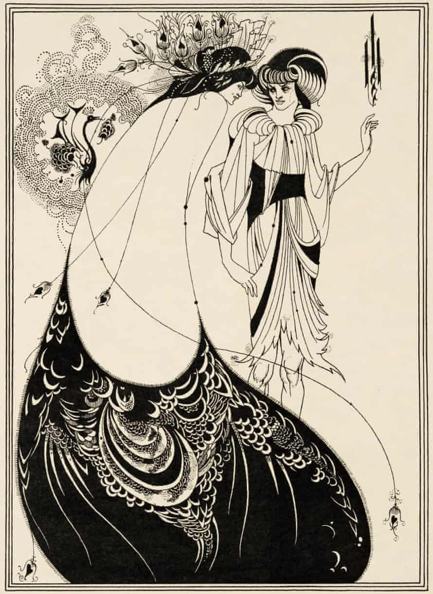 Photo of Too filthy to print – Aubrey Beardsley and his explosions of obscenity