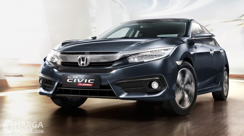 Daftar Harga All New Honda Civic Turbo Sedan Penumpang Yang Benar Benar Sporty Honda Civic Honda Sedan