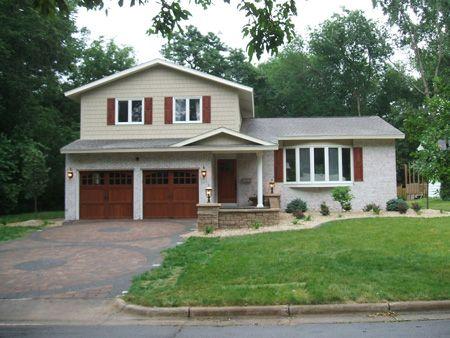 Multi level house style