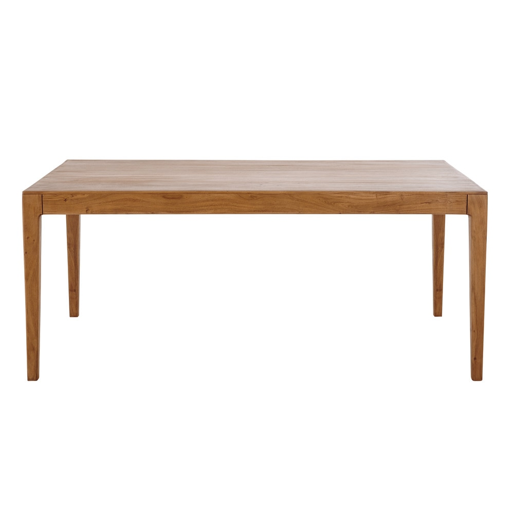 Acacia Vintage 6 8 Seater Dining Table L 180 Avec Images Table A Manger Vintage Table Salle A Manger Salle A Manger Vintage