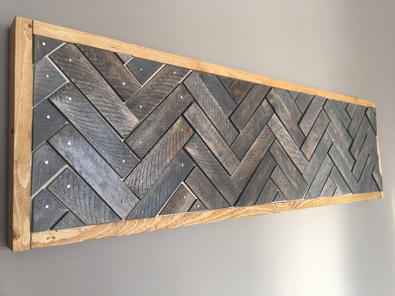 Wood Wall Art Mosaic Wall Art Wood Rustic Wall Decor Diy