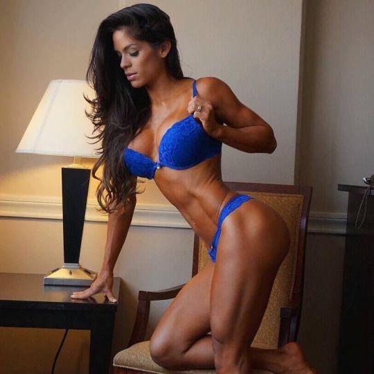 nackte athletische Frauenbilder