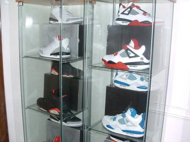Shoe Display Cases Shelves, Shoe Glass Case