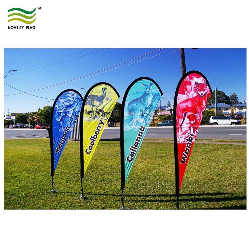 Custom Beach Flag Pole Beach Flag Base Beach Flag Banner Banner