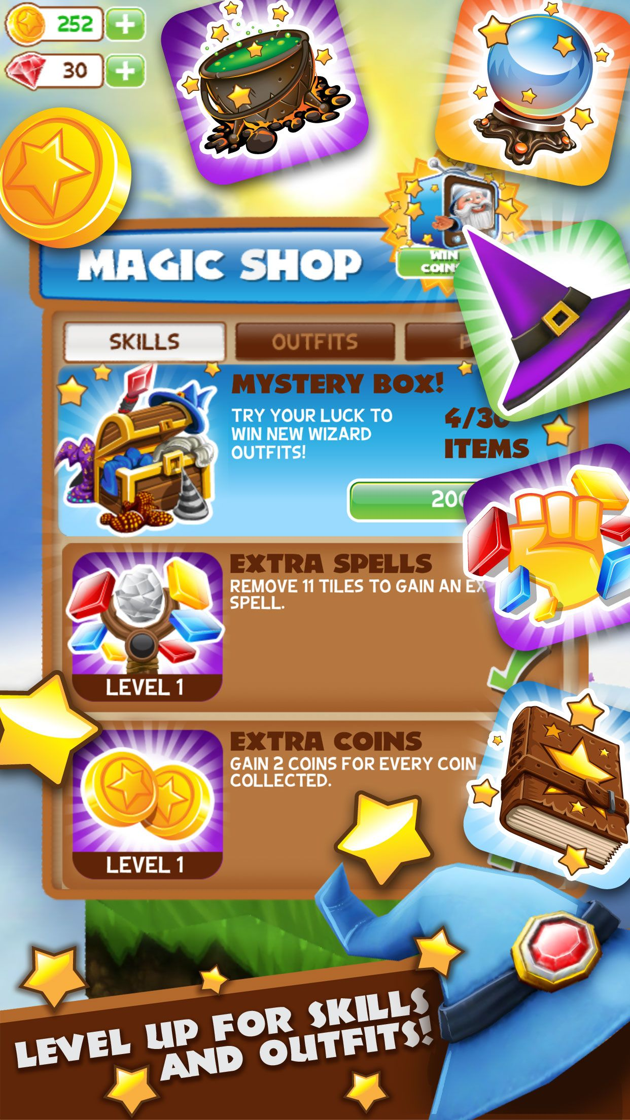 Puzzle Wiz Colour Match Adventure. Available now for iOS