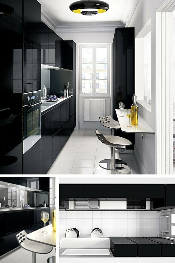 am nagement petite cuisine le guide ultime cuisine pinterest petite cuisine amenagement. Black Bedroom Furniture Sets. Home Design Ideas