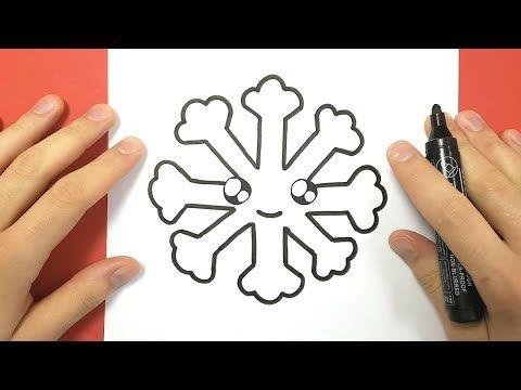 Comment Dessiner Un Cadeau De Noël Kawaii Youtube