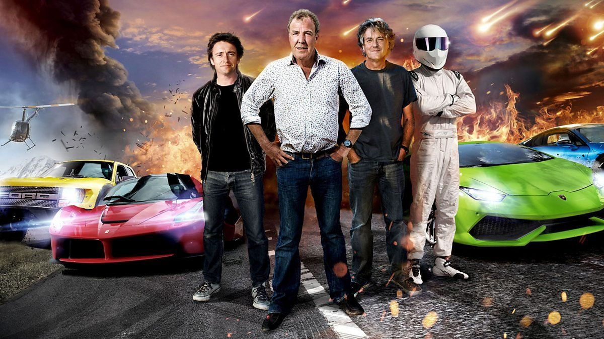 Ae Pushes Fast Streamers Debuts Skills Thrills Top Gear Jeremy Clarkson Car Show