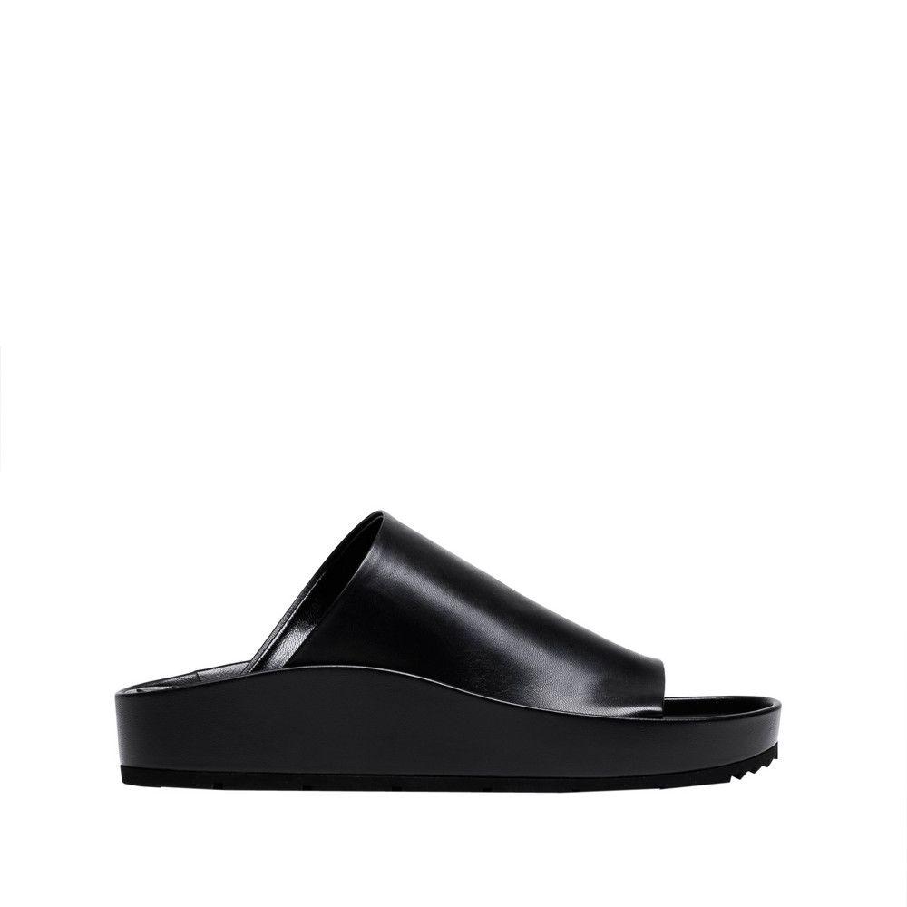 Balenciaga Pads Flache Slipper