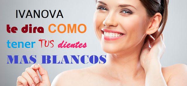 Alejandra ivanova: Consejos para tener los dientes más blancos!