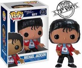 Funko POP! - Michael Jackson - Beat It