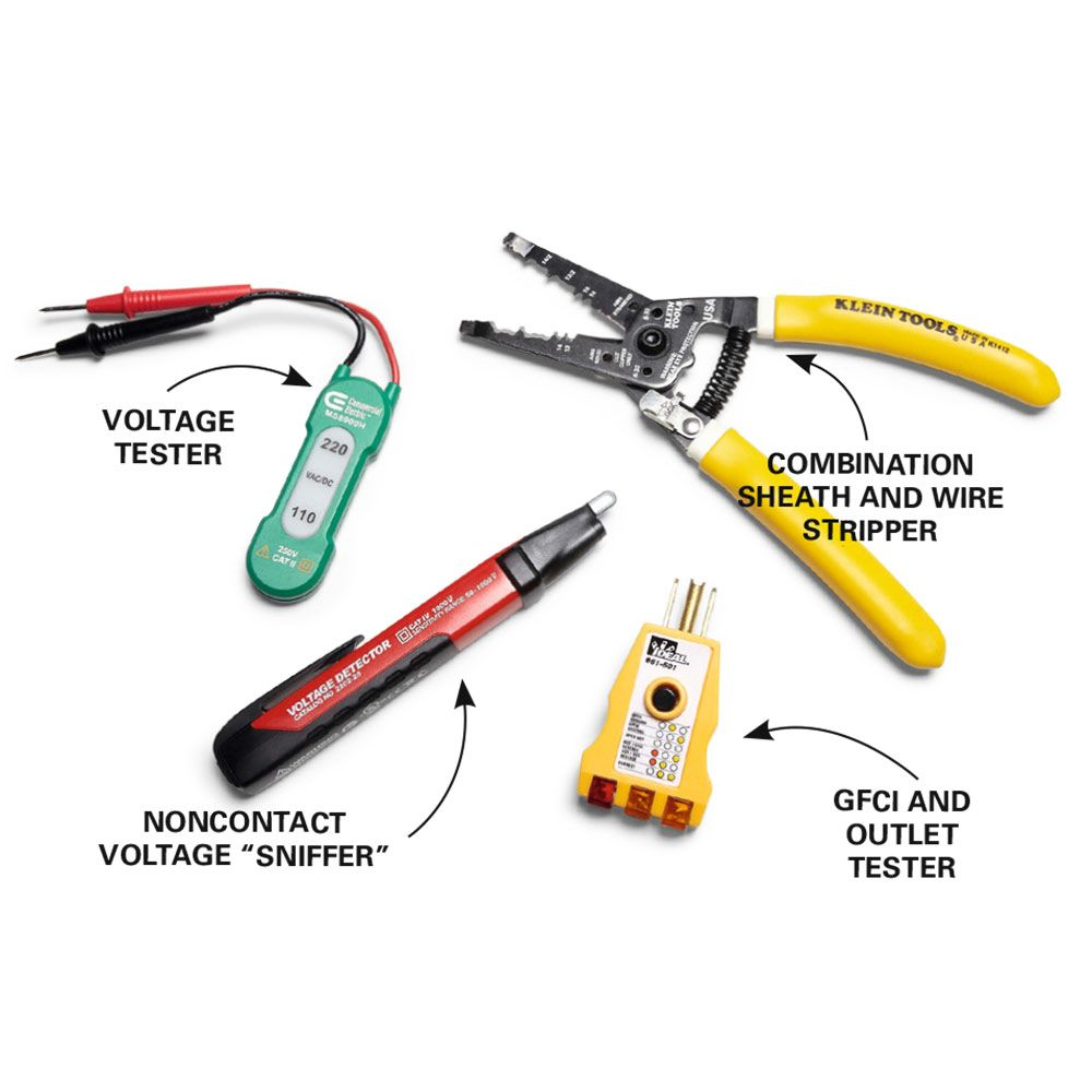 Wiring Outlets and Switches the Safe and Easy Way-Use Four Key Tools for  Safe and Fast Wiring