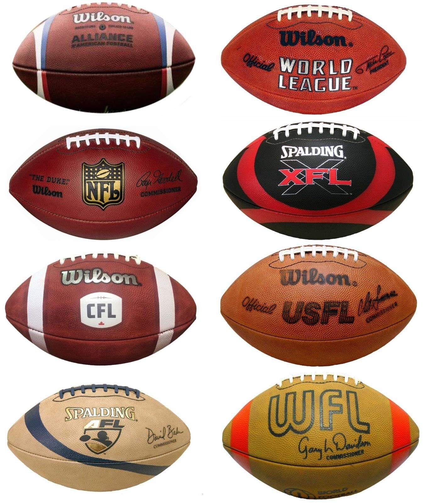 Football League Game Balls Arena Football Football America