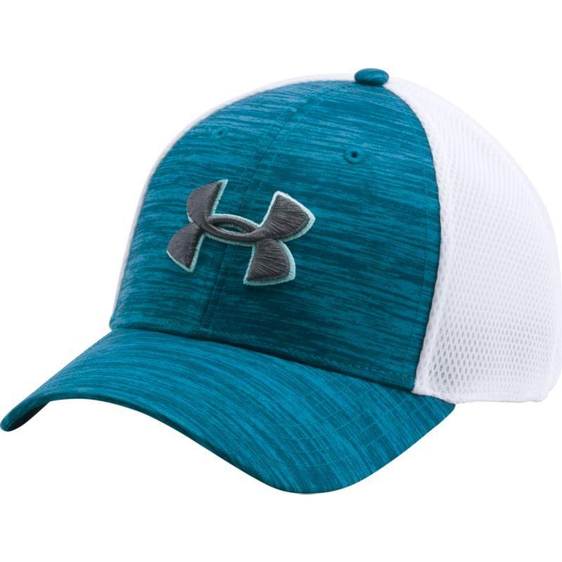 b17c077812d Under Armour Men s Mesh Stretch 2.0 Golf Hat