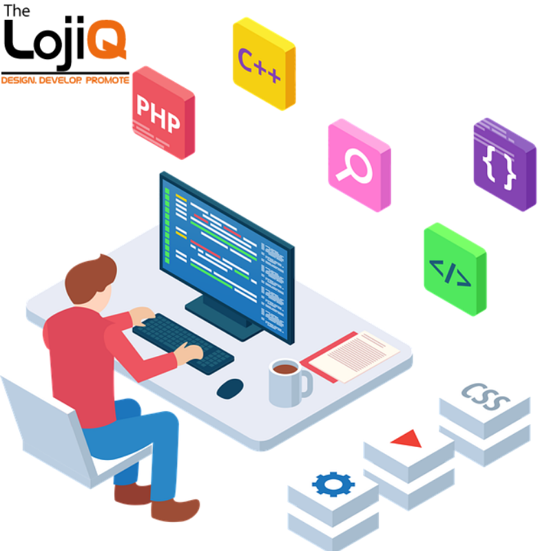 The Logiq Is The Best Web Designing Company In The Usa And Blessed With Skilled Experts Who Deliver Their Best To Pr Web Development Website Design Web Company