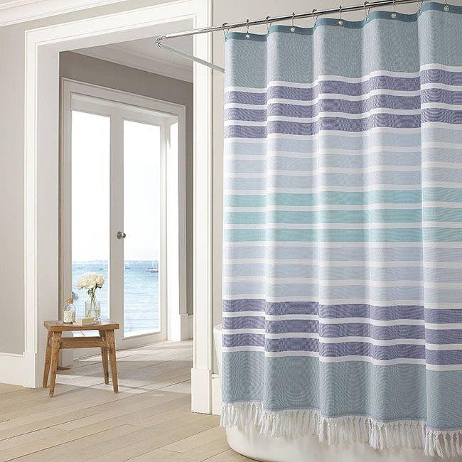 Using Pestemal Turkish Towels For Decorative Purposes Blue