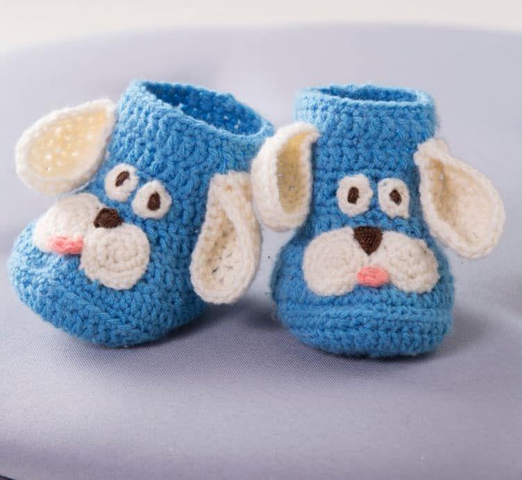 Crochet Animal Slippers Free Patterns