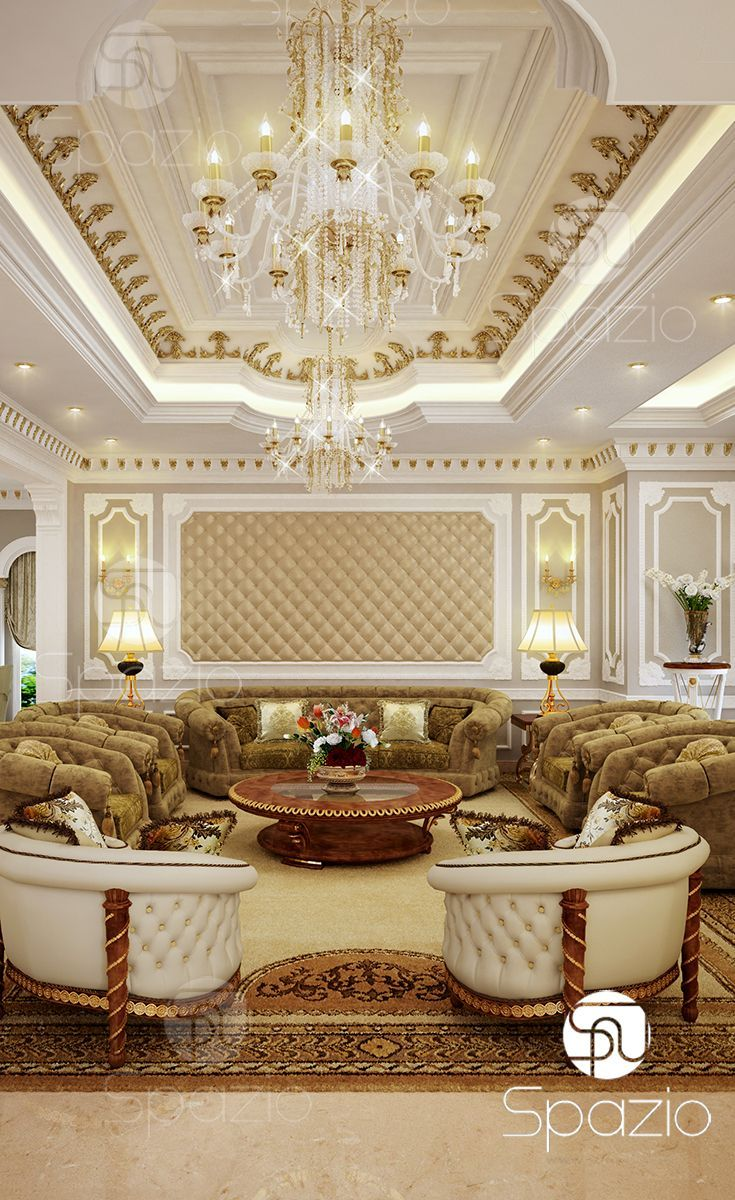 Decor Living Room Ideas: Luxury Home Decor, Luxury