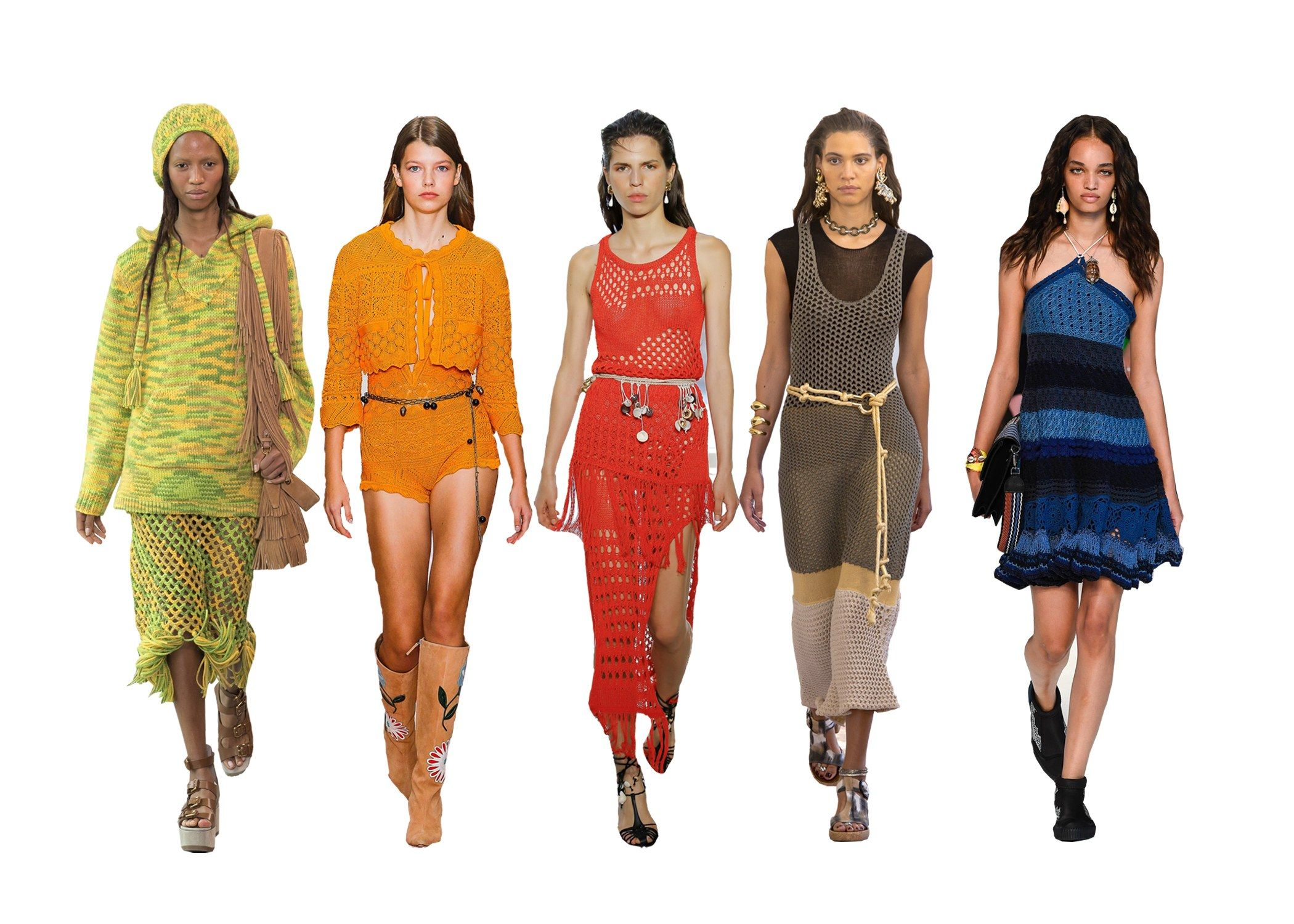 The 8 Biggest Spring 8 Fashion Trends  Fashion trends