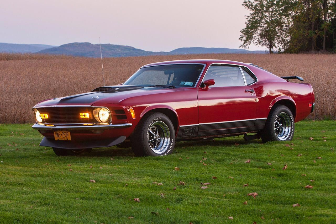 1970 Ford Mustang Mach 1 Bring A Trailer Classicmusclecars 1970 Ford Mustang Ford Mustang Ford Classic Cars