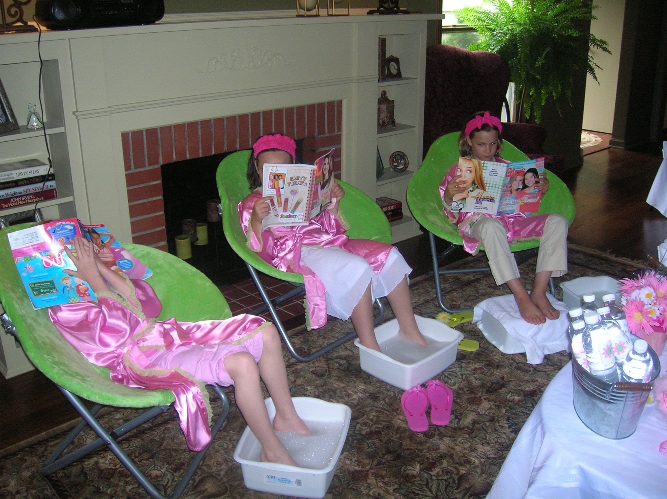 Spa Party Ideas Nails Pinterest Spa Party Spa And