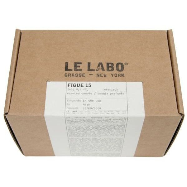LE LABO Candle (200 BRL) ❤ liked on Polyvore featuring home, home decor, candles & candleholders, fillers, candles, extras, items, things, orange blossom scented candles and personalized candles