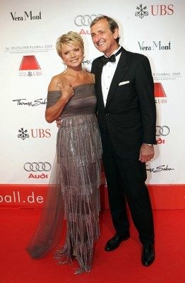 Uschi Glas Goldene Kamera 2010 Deutsche Schauspieler Schauspieler Innen Tv Star