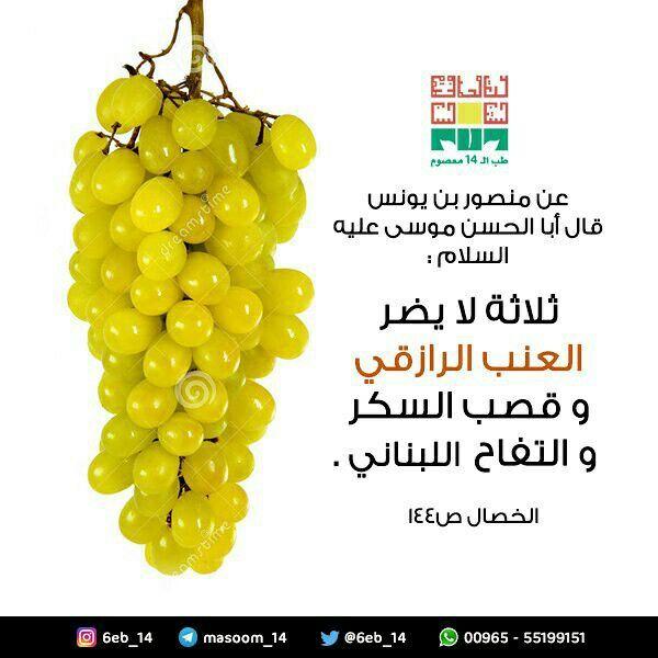 Pin By Muhammed Almerhoon On اطعمة في احديث اهل البيت عليه السلام Healthy Food Fruit