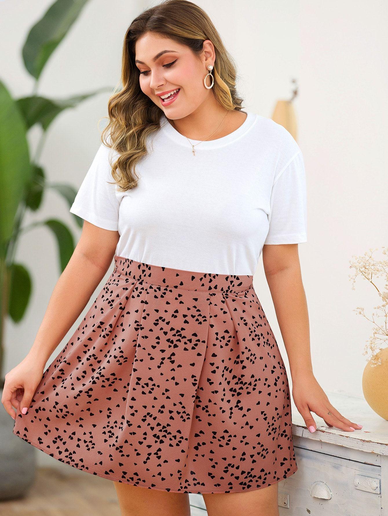 Epingle Sur Plus Size Skirts