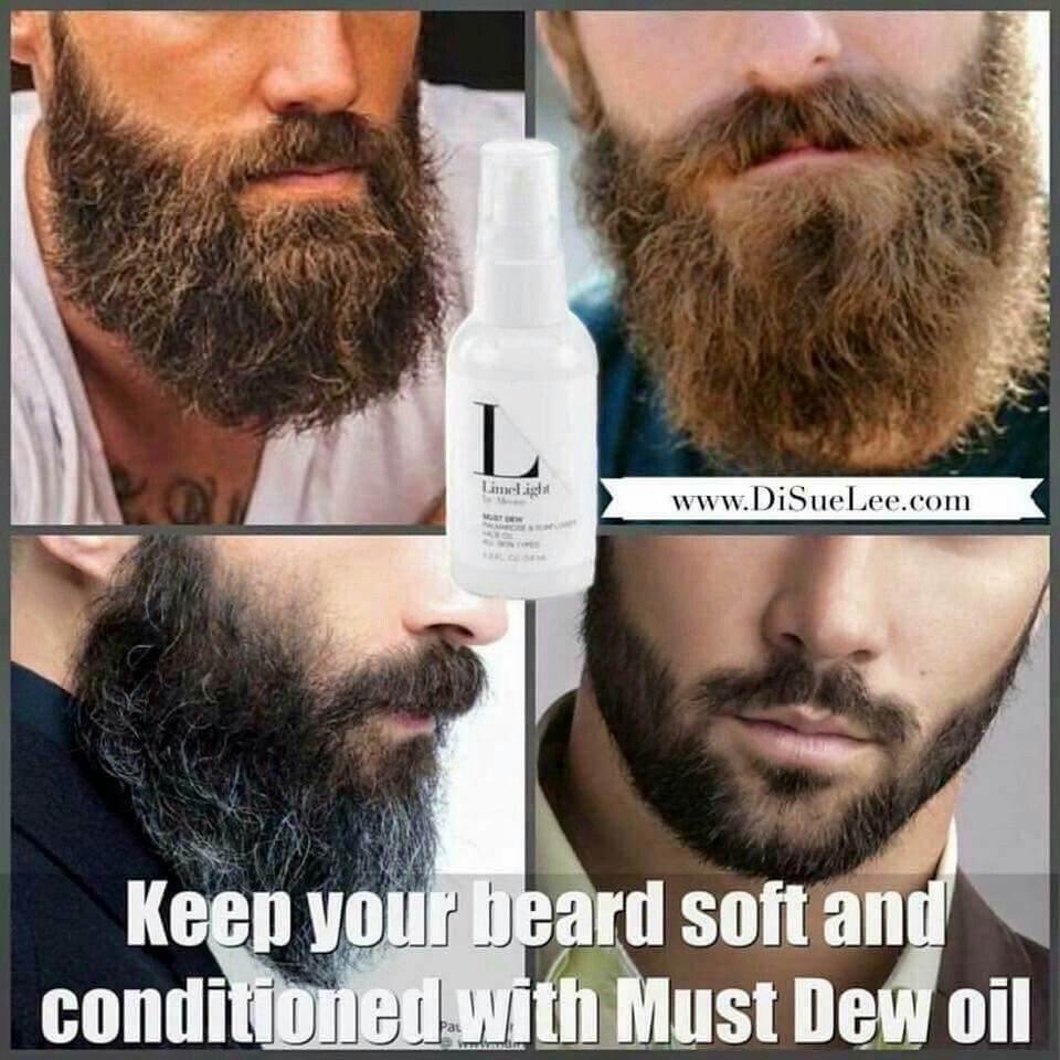 Oh wait cause you thought skincare products were only for women???   ***MEN!!! No shave November is about to start!!!!*** our Must Dew is perfect for keeping your facial hair soft and touchable   Can I get a YESSSS for soft facial hair and beards!!!