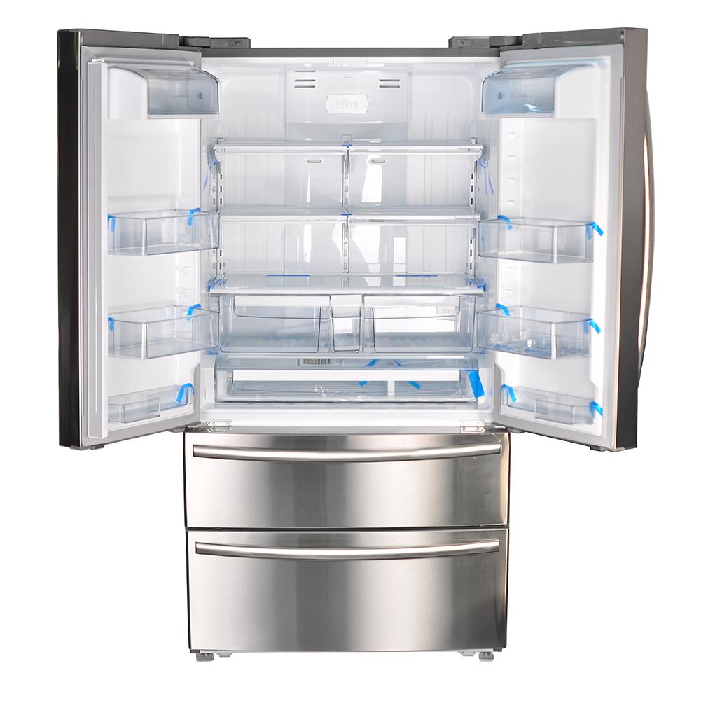21 Cuft French Door Refrigerator Freezer French Door Fridge Us Free