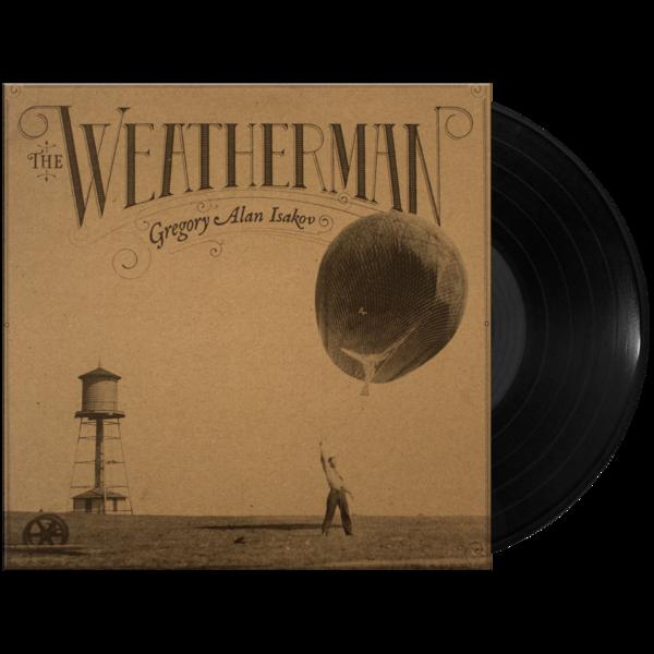 20 The Weatherman 180 Gram Vinyl Lp Gregory Alan Isakov Online Store Apparel Merchandise More Vinyl Gregory Alan Isakov Vinyl Records